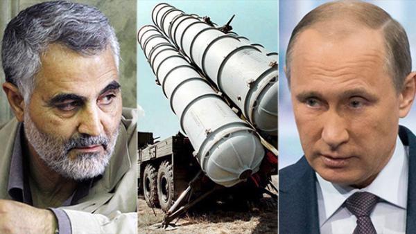 Сулеймани и Путин