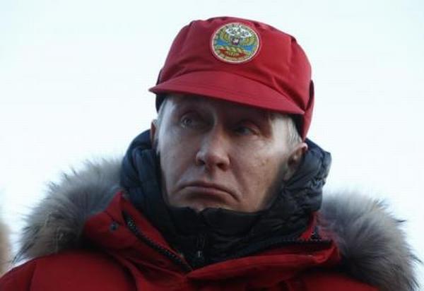 Еруанейший специалист по Арктике