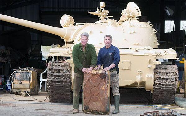 Купи танк