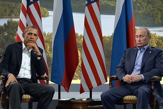 G8-Путин-Обама