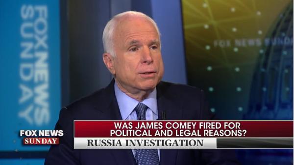 Сенатор Маккейн назвал Путина головорезом и убийцей