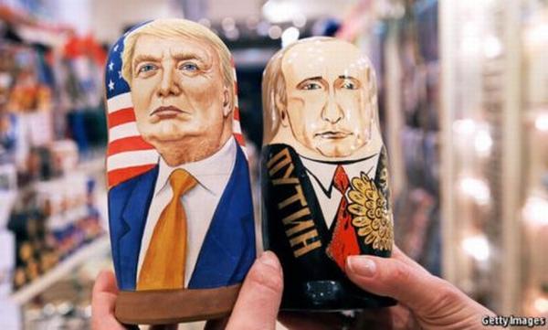 Трампутинские страсти