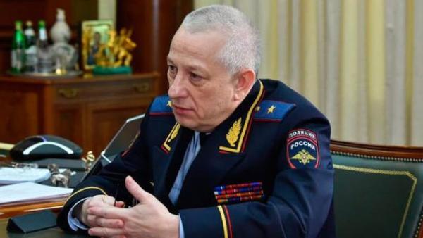 Генерал Росгвардии