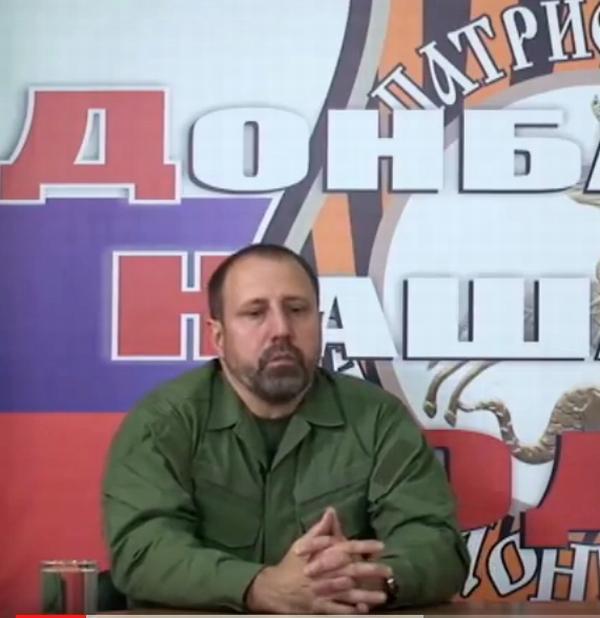 Ходаковскскому запрещён въезд