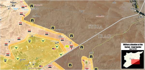 Асад-ИГИЛ