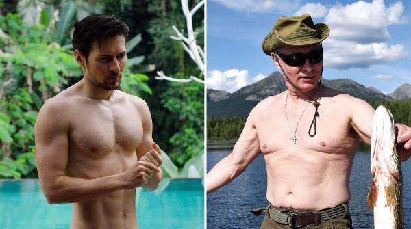 Дуров троллит Путина