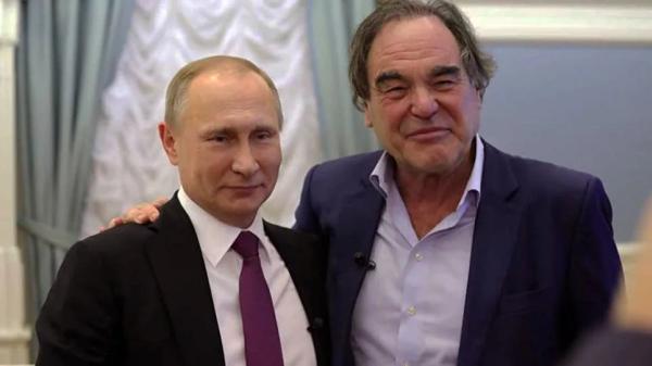 Путин и Стоун