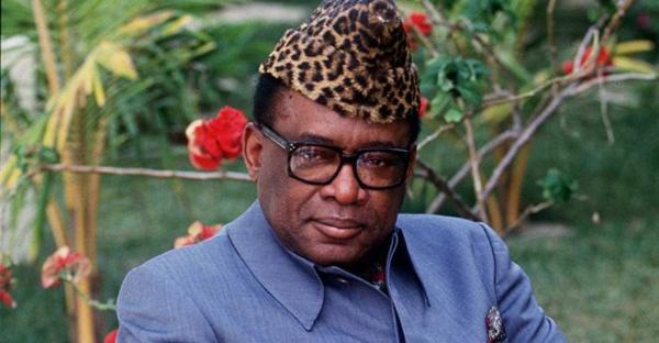 Великий воин Мобуту