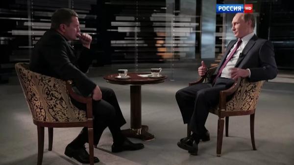Путин и Соловьев 2