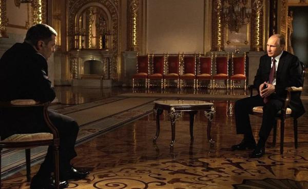Путин и Соловьев 3