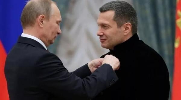 Путин и Соловьев 4
