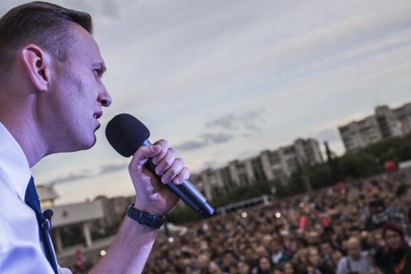 Омск Навальный