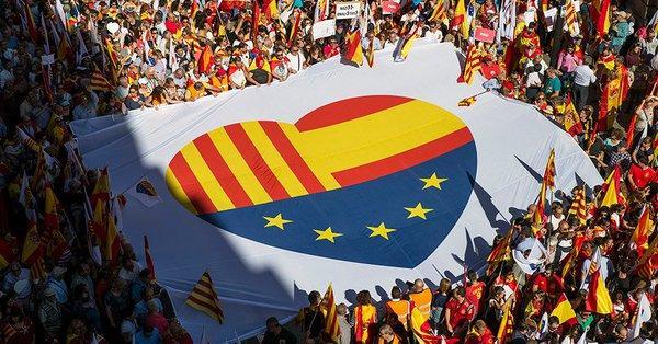 Конец независимой Каталонии