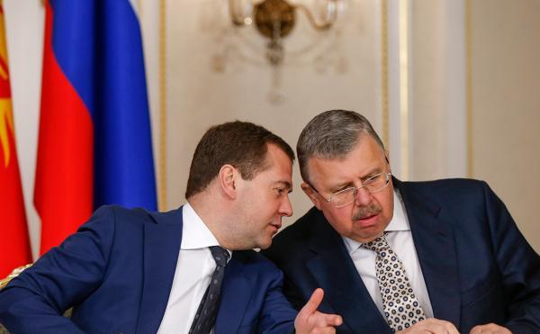 Медведев и Бельянинов