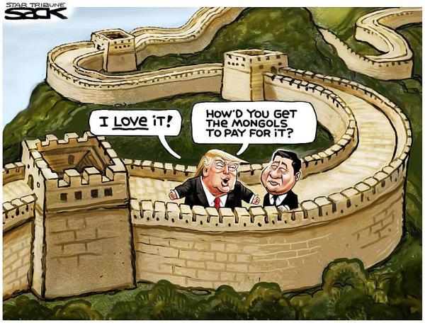 Трамп перенимает опыт
