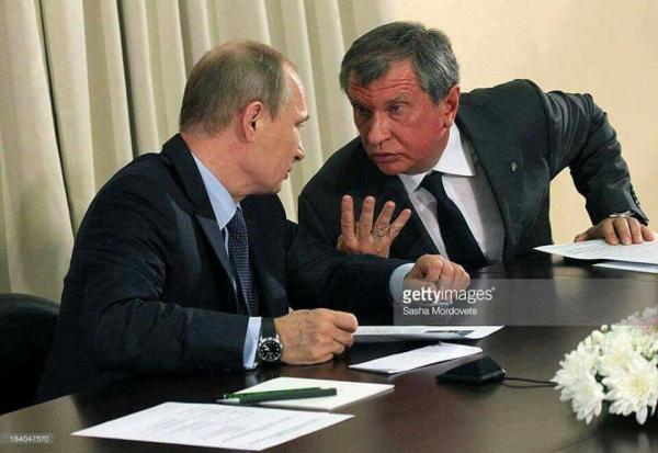 Сечин вымогал у Путина 4 млн
