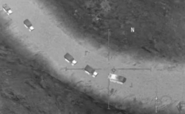 «Съёмки российсого беспилотника» - скриншот игры