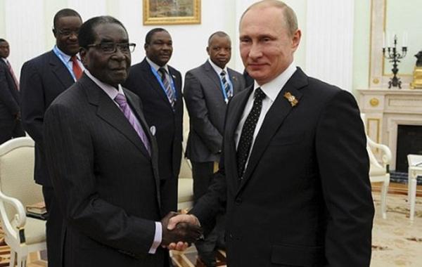 Мугабе - всё