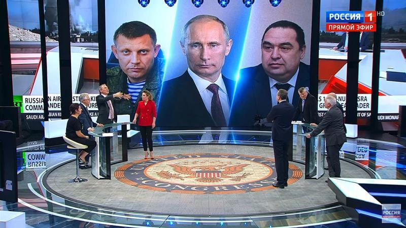 Признание Путиным ДНР и ЛНР