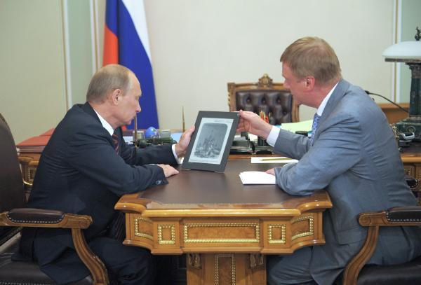 Чубайс дурит Путина и дорогих россиян