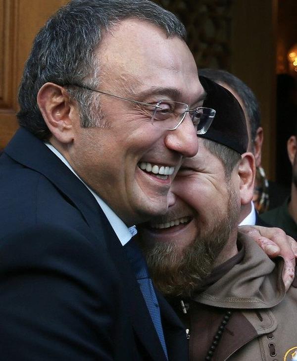 Керимов с Кадыровым рады