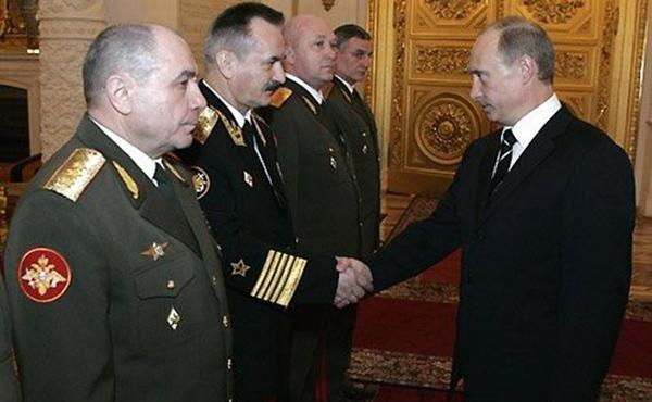 Дельфин и Путин