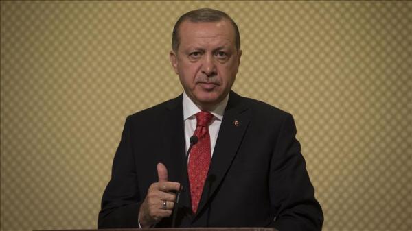 Эрдоган в Тунисе