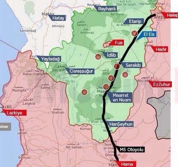 Карта Al-Eis