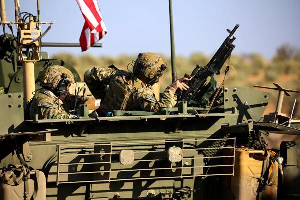 Американцы в Сирии