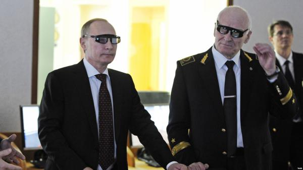 Путин и Литвиненко