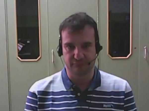 Диспетчер Карлос