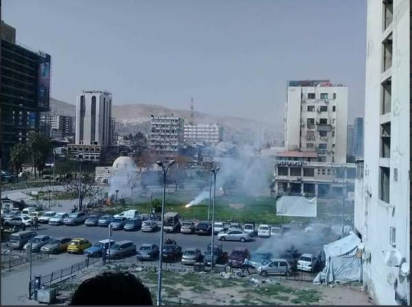 Центр Дамаска