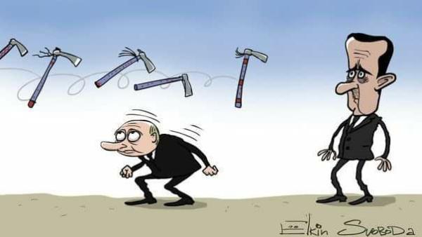 Ёлкин о Сирии