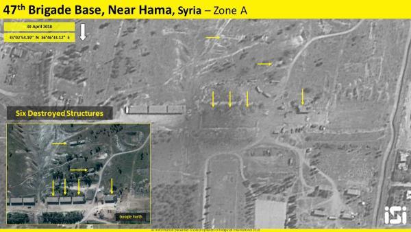 Удары по иранским базам