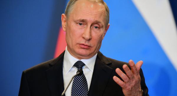 Жалкий Путин