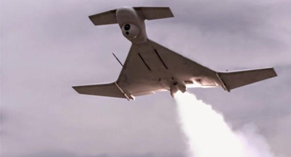 Израильский дрон-убийца