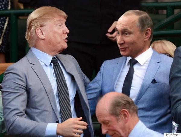 На встрече с Трампом Путин будет очень мил