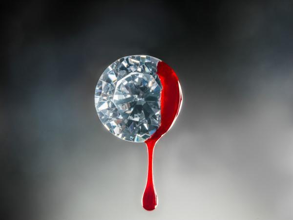 Кровавые алмазы