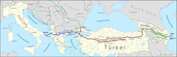 Южный газовый коридор