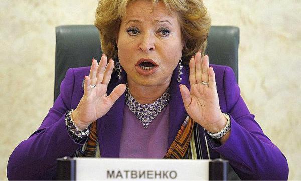 Матвиенко: Арашуков - последний бандит в Совфеде. Больше в Совфеде бандитов нет