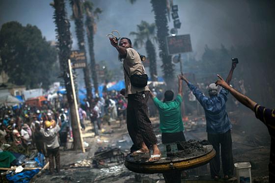 Египетское безумие