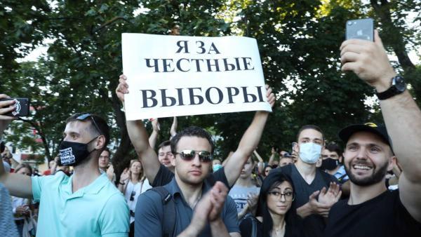 Сегодня в Беларуси голосование. Массовые репрессии запланированы на завтра