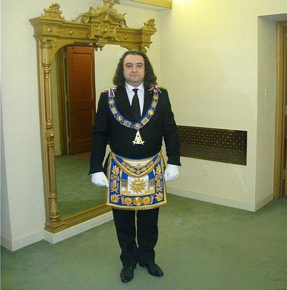 Масон Богданов