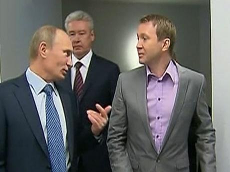 Путин и пидорасы