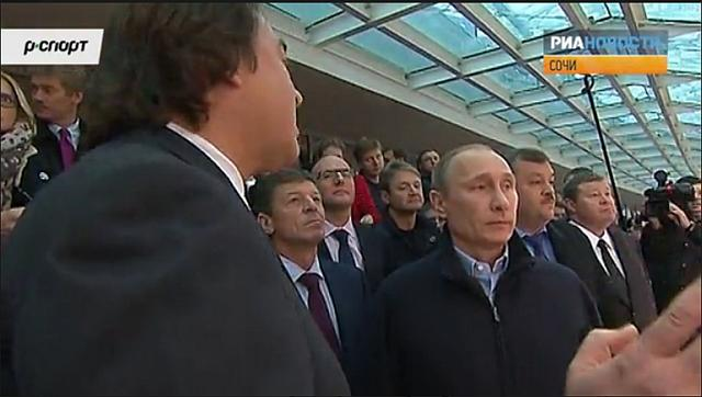 Путин в Сочи 3