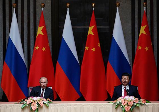 Китайский облом Путина