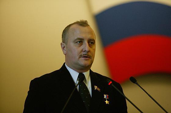 Александр Гарнаев