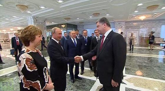 Хуйло и Порошенко