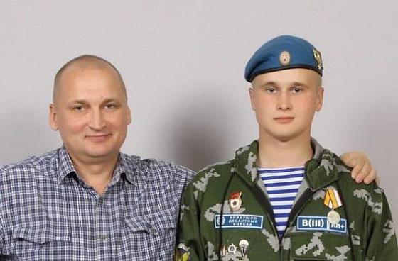 Десантник Коля мечтал стать миротворцем ООН и поездить по миру