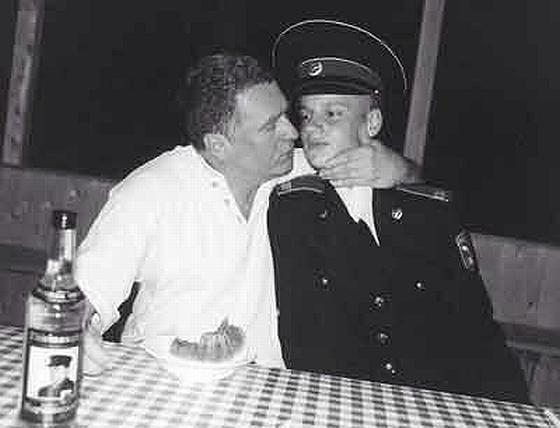Жирик и будущий офицер